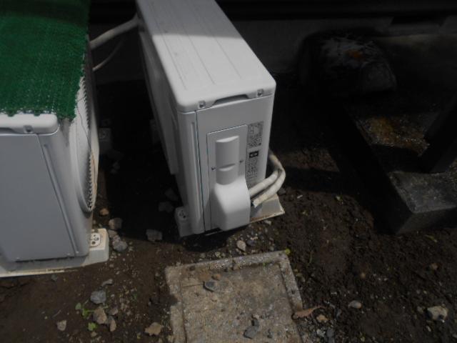 マンション共用部の定期清掃|横浜市鶴見区のSマンションにて巡回清掃施工写真8