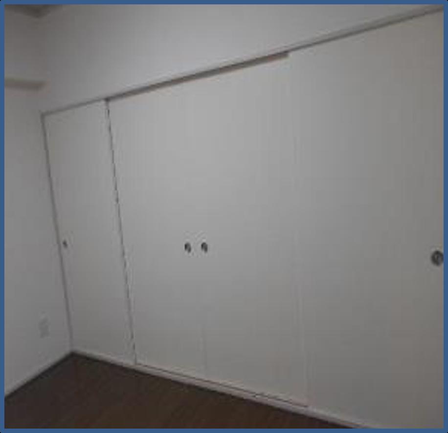 クロスの張り替えで清潔感溢れるお部屋に|相模原市南区のマンションにて内装リフォーム施工写真1