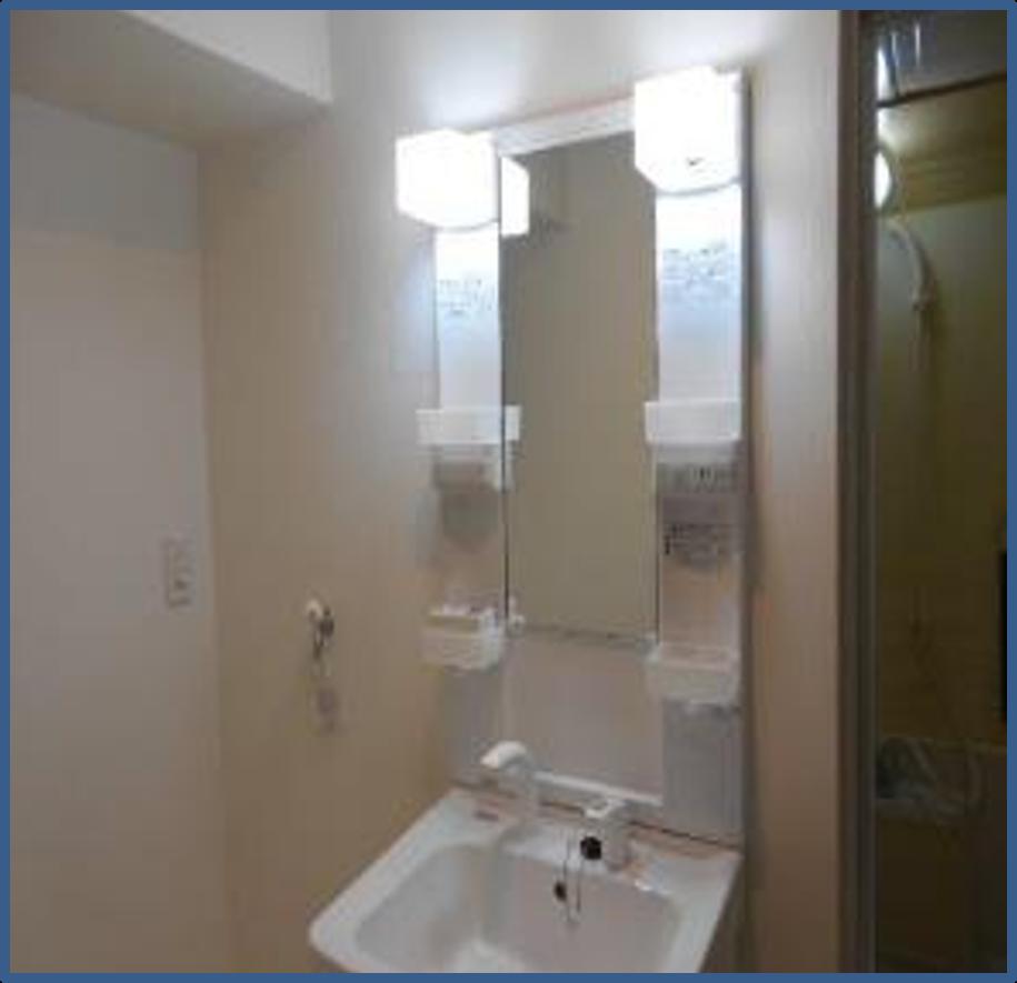 使い勝手の良い洗面台へ交換|相模原市南区のマンションにて洗面リフォーム施工後