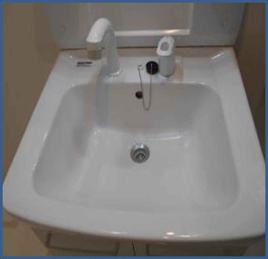 使い勝手の良い洗面台へ交換|相模原市南区のマンションにて洗面リフォーム施工写真1
