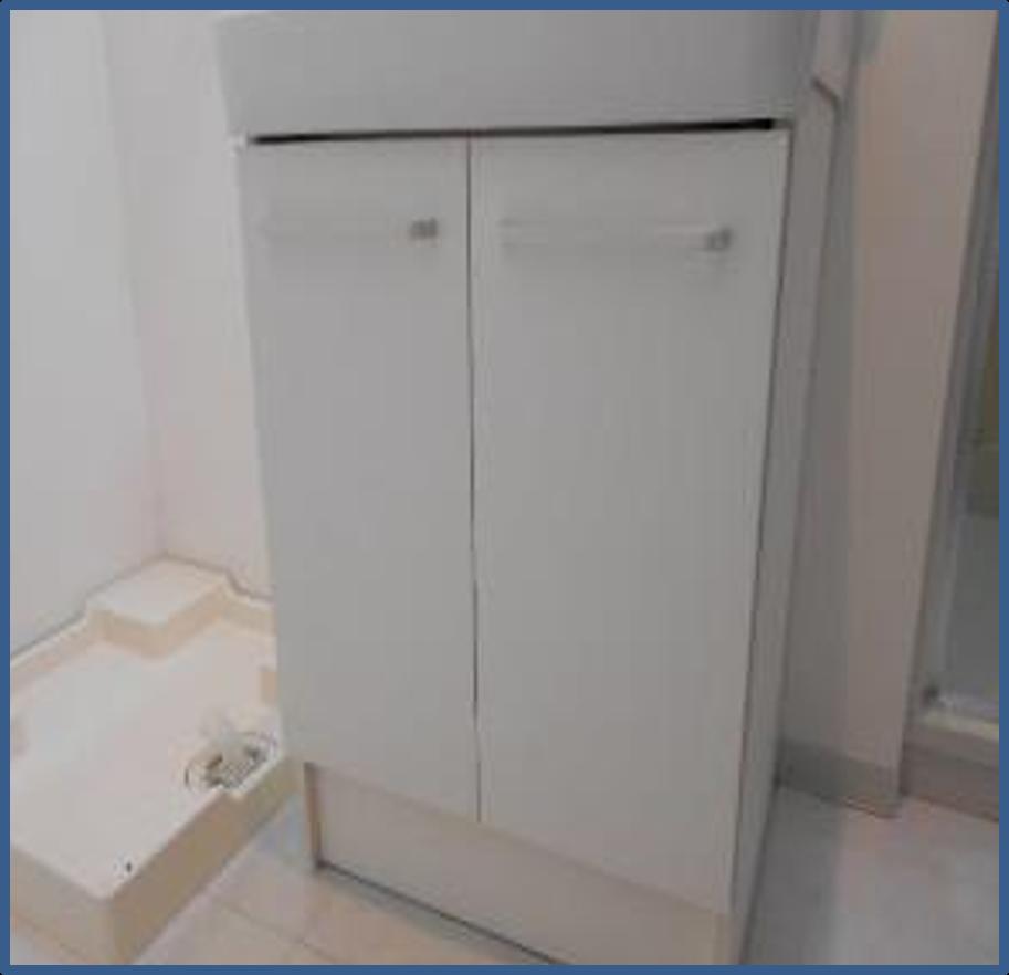 使い勝手の良い洗面台へ交換|相模原市南区のマンションにて洗面リフォーム施工写真2